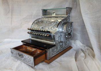 1909 Vintage NCR Model 336 Cash Register